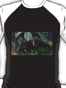 Toothless Mosaic T-Shirt