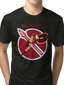 Pyrrha RWBY Tri-blend T-Shirt
