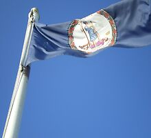 Virginia State Flag by BrowncoatAllie
