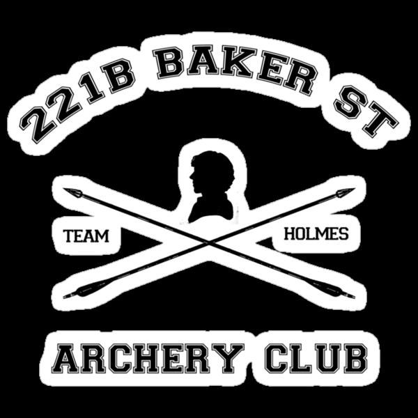 221b Baker Street Archery by sophiestormborn