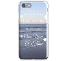 Once Upon a Time- The Lunar Chronicles- Marissa Meyer iPhone Case/Skin