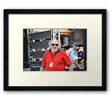 Bill Goode Framed Print