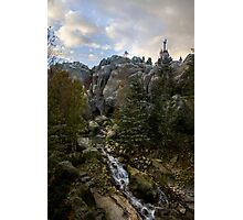 Beast Castle Photographic Print