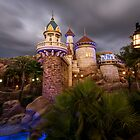 Prince Eric's Castle by Brett Kiger
