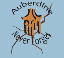 Auberdine: never forget Kids Clothes