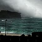 Rain At Bronte by ltruskett