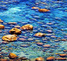 Coastal Rocks. by Nicholas Griffin