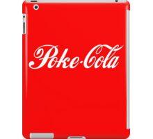 Poke-cola iPad Case/Skin