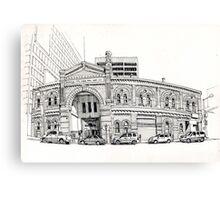 Denver City Cable Railway Co. Canvas Print