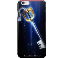 kingdom hearts keyblade iphone 4/4s/5 case iPhone Case/Skin