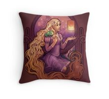A New Dream - Print Throw Pillow