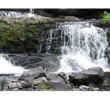 quarry falls Photographic Print