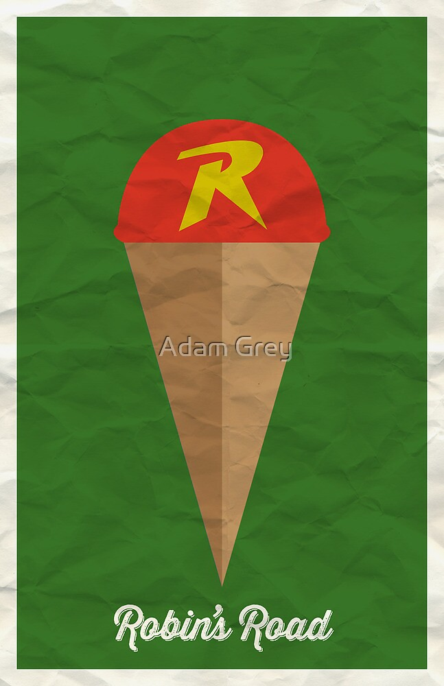 Robin's Road by Adam Grey