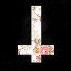 Floral Inverted Case by westerHALTS