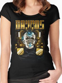 Davros Women's Fitted Scoop T-Shirt