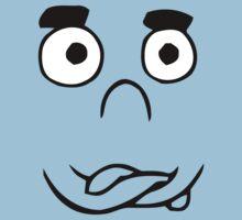 Bubbie's Face (Marvelous Misadventures of Flapjack) by DaKirbyDood