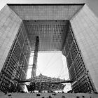 La Grande Arche de la Défense by Andrew & Mariya  Rovenko
