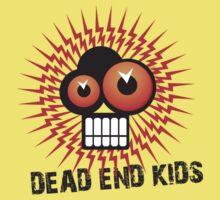 Dead End Kid Shocked! Baby Tee
