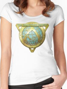 Adventure Society Women's Fitted Scoop T-Shirt