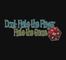 Hate the Game by DocArcane