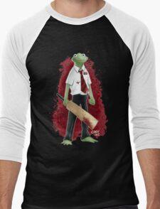Frog of the Dead Men's Baseball ¾ T-Shirt