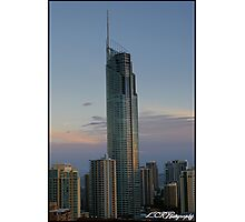 Surfers Paradise - Q1 Photographic Print
