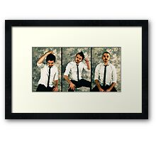 A Fight Worth Fighting For Framed Print