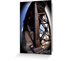 Structure Greeting Card
