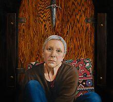 Self Portrait by Karen Yee
