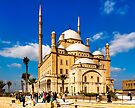 Mosque of Mohamed Ali Pasha - Cairo, Egypt by Mark Tisdale
