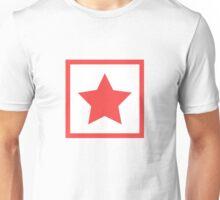 Orange Star Army Logo Unisex T-Shirt