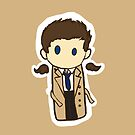 Castiel by trickspeightjr