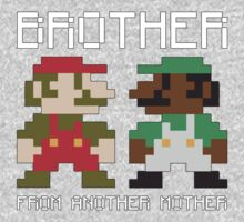 Brother From Another Mother Shirt Kids Clothes