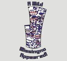 A Wild Missingno Appeared by Malcassairo
