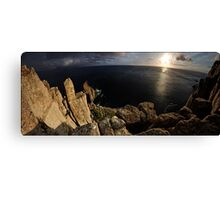 Raoul Point Panorama Canvas Print