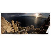 Raoul Point Panorama Poster