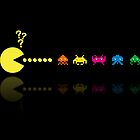 Pacman Invaders by NicoWriter