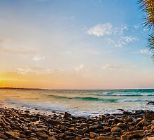 Little Cove Panorama by Martin Canning