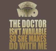 Doctor Who - Make Do Kids Clothes