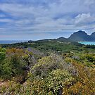 Lord Howe Island by Peter Doré