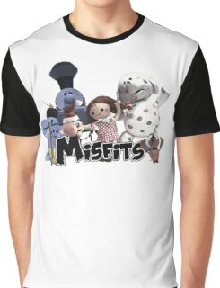 Misfit Toys Graphic T-Shirt