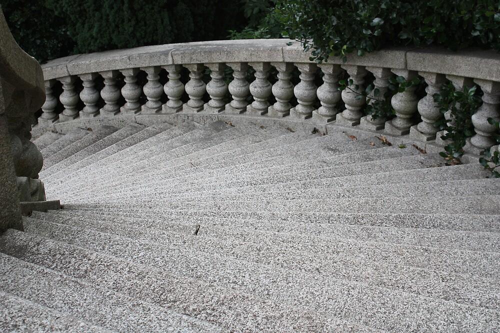 Stairs by KittenPokerUK