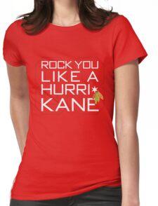 Rock You Like a HurriKane Womens Fitted T-Shirt