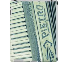 Retro ipad Piano Accordian iPad Case/Skin
