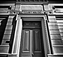 The Old Court House. by Nicholas Griffin