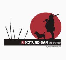 Samurai Departure by Rotund-San