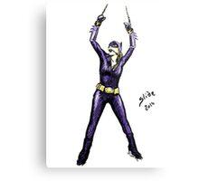 Batgirl, 2014 Metal Print