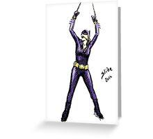 Batgirl, 2014 Greeting Card