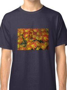 Mums - Red & Yellow Classic T-Shirt