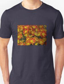 Mums - Red & Yellow Unisex T-Shirt